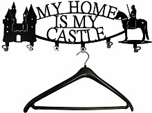Wandgarderobe MY HOME IS MY CASTLE - Flurgarderobe