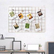 Wandgitter-Panel, Gitterwand zum Aufhängen,