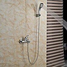 Wandhalterung Hand Mischbatterie Dusche Wasserhahn