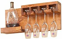 Wandhalterung Weinregal Flaschenhalter Champagner