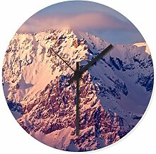 Wandkings Wanduhr mit traumhaften Motiven - Wähle ein Motiv - White Mountains