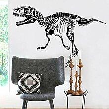 Wandkunst Aufkleber Cartoon Dinosaurier