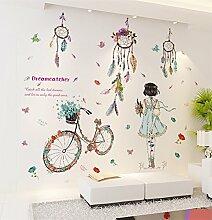 Wandkunst Aufkleber, Schlafzimmer Wandaufkleber