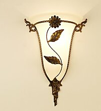 *wandlampe American Iron Wandleuchte E27 * 1