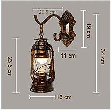 Wandlampe Antik Petroleum Wandlampe Retro