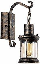 Wandlampe Antik Wandleuchte Vintage Metall