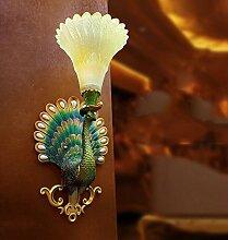 Wandlampe Antique Continental Wohnzimmer Flur