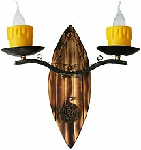 *wandlampe Attic Candle Wandleuchte - E14 * 2