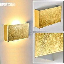 Wandlampe Crotone, moderne Wandleuchte aus Metall