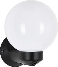 Wandlampe Globe