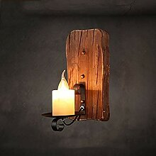 Wandlampe,Hauptdekorationslampe Wandleuchte Retro