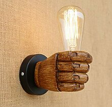 Wandlampe im