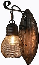 Wandlampe Industrial E27 Vintage Wandleuchte,