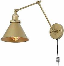 Wandlampe Industrial Innen Wandleuchte