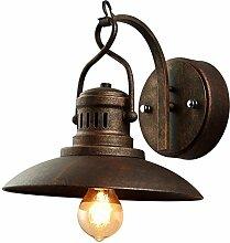 Wandlampe Industrielle Nostalgie Personalisiertes