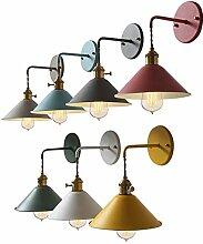 Wandlampe Innen Deko Lampe Vintage Wandlampe