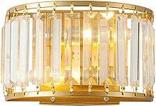 Wandlampe Innen Glas Modern Metall Vintage