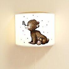 Wandlampe Kinderlampe Lese Schlummerlampe