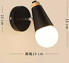 Wandlampe Kreative Art Wand Lampe Einfache Balkon