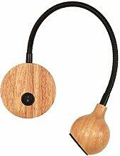Wandlampe Kreative Holz Schlafzimmer Mit Lampe