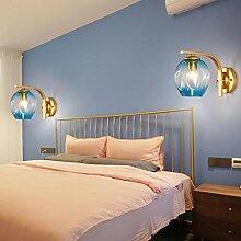 Wandlampe Lampen für Hotels kreativ Hintergrund