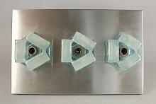 Wandlampe mit Drei Spots von Albano Poliarte,