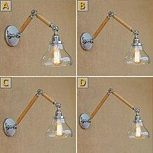 Wandlampe mit langem Arm Wandlampe mit langem Arm