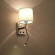 *wandlampe Moderne Kurze Bett Wandleuchten