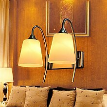 *wandlampe Moderne LED Wandleuchte Energiesparende