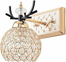 Wandlampe Moderne minimalistische kristall
