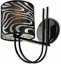 Wandlampe PANTHER Modern Stil, 1-Flammig für E27,