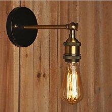 Wandlampe-Restaurant-Schlafzimmercafé der