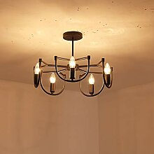 Wandlampe Retro Industrial Kronleuchter Style