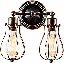 Wandlampe Retro Verstellbar Metall Wandlampe Antik