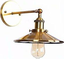 Wandlampe Retro Verstellbar Metall Wandleuchte
