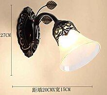 Wandlampe Schlafzimmer Nachttisch Lampe Gang