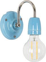 Wandlampe Sophie Blau
