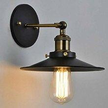 Wandlampe Vintage Innen Wandleuchte mit