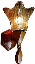 Wandlampe Vintage Nachttischlampe, Industrial