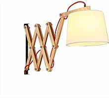 Wandlampe Vintage Scherenlampe Links/Rechts
