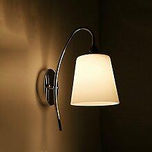 Wandlampe Wandlampen für Schlafzimmer - 24cm