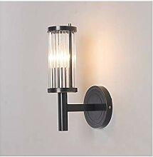*wandlampe Wandleuchte American Copper Glass E14