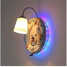 *wandlampe Wandleuchte Hardware Harz E27 LED