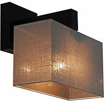 Wandlampe Wandleuchte - HausLeuchten JK26D - WENGE