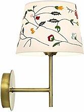 *wandlampe Wandleuchte Moderne Stoff E27 Nacht