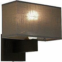 Wandlampe - Wero Design Bilbao-001 A GRAPHITE CR -