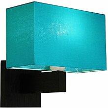 Wandlampe - Wero Design Bilbao-001 B Türkis - 24