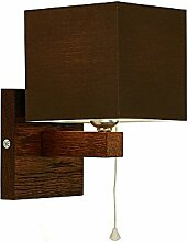 Wandlampe - Wero Design Vigo-024 A (BRAUN) - 16