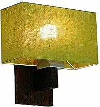Wandlampe - Wero Design Vitoria-016 A GREEN TR -