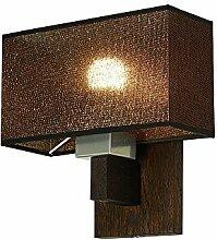 Wandlampe - Wero Design Vitoria-016 A SCHWARZ/GOLD